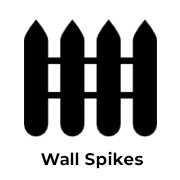 Wall-Spikes